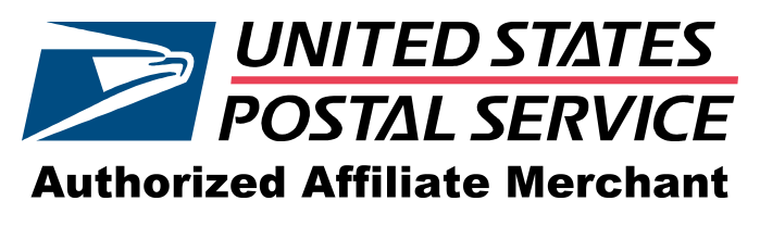 Zairmail is an Authorized Affiliate Merchant with the U.S. Postal Service