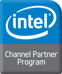 Zairmail is a member of the Intel Channel Partner program
